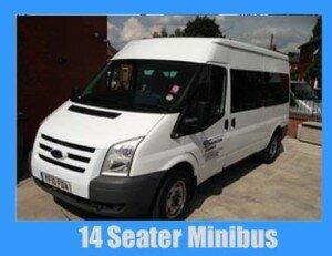 14 Seater Minibus