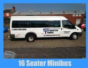 16 Seater Minibus